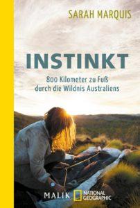Buch Instinkt Sarah Marquis