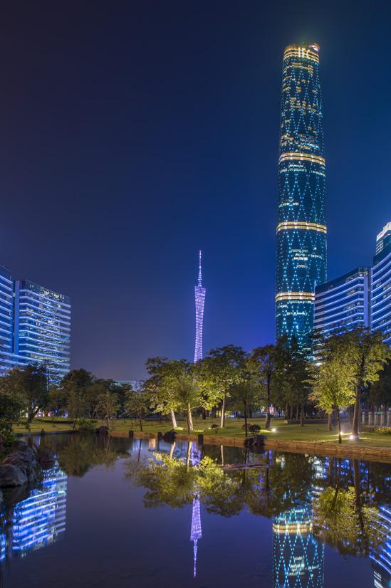 Four Seasons Hotel in Guangzhou