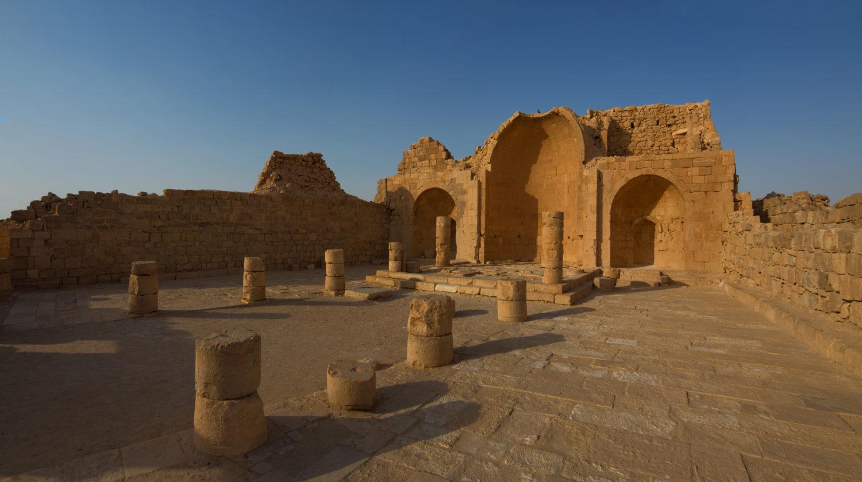 Das grosse Kulturerbe in der Wüste / Bild: Israeli Ministry of Tourism, www.info.goisrael.com