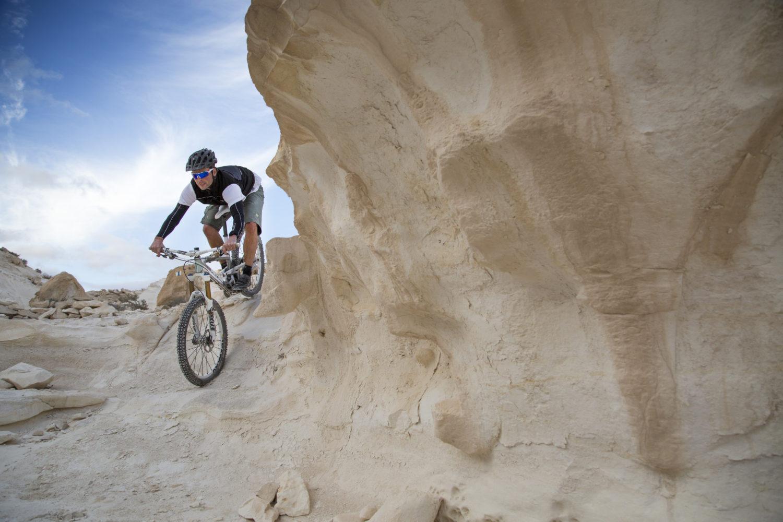Biker-Paradies Negev / Bild: Israeli Ministry of Tourism, www.info.goisrael.com