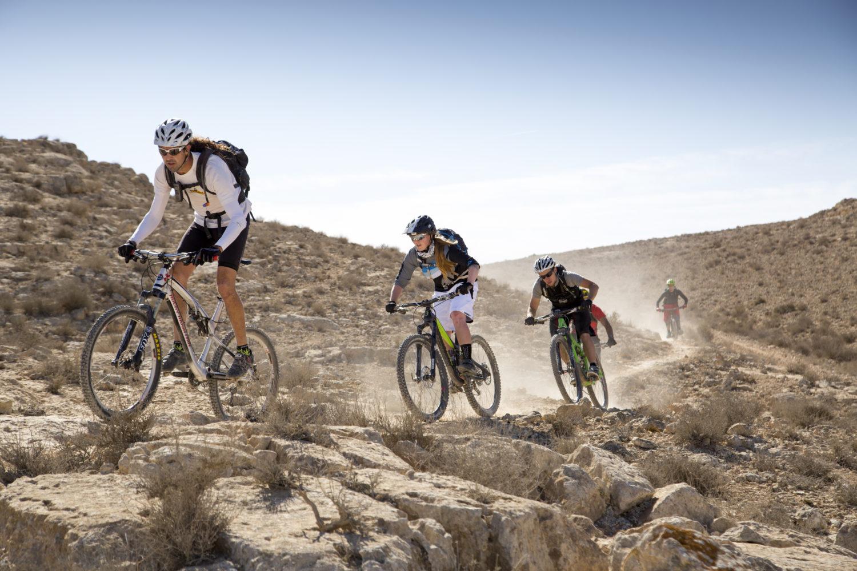 Biker-Paradies Negev / Bild: Israeli Ministry of Tourism, www.info.goisrael.com (Alon Ron)