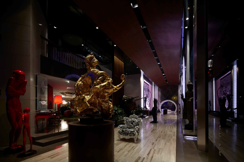 Hotel Éclat in Peking