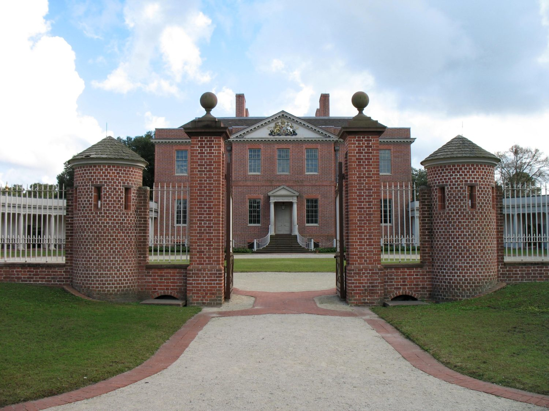 New Bern North Carolina Tryon Palace