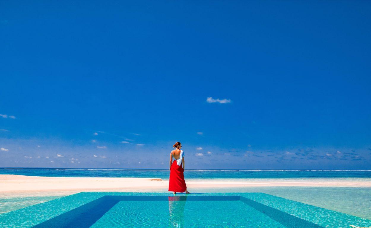 Instagramer lieben das Conrad Maldives auf Rangali Island / Bild: gecko digital