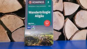 Wandertrilogie Allgäu im Kompass Verlag / Bild: Allgäu GmbH