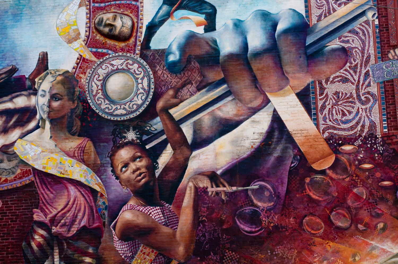 Mural Arts Program / Bild: Bryan Lathrop