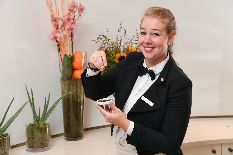 Im Adlon setzt man auf Tee / Bild: Hotel Adlon Kempinski Berlin