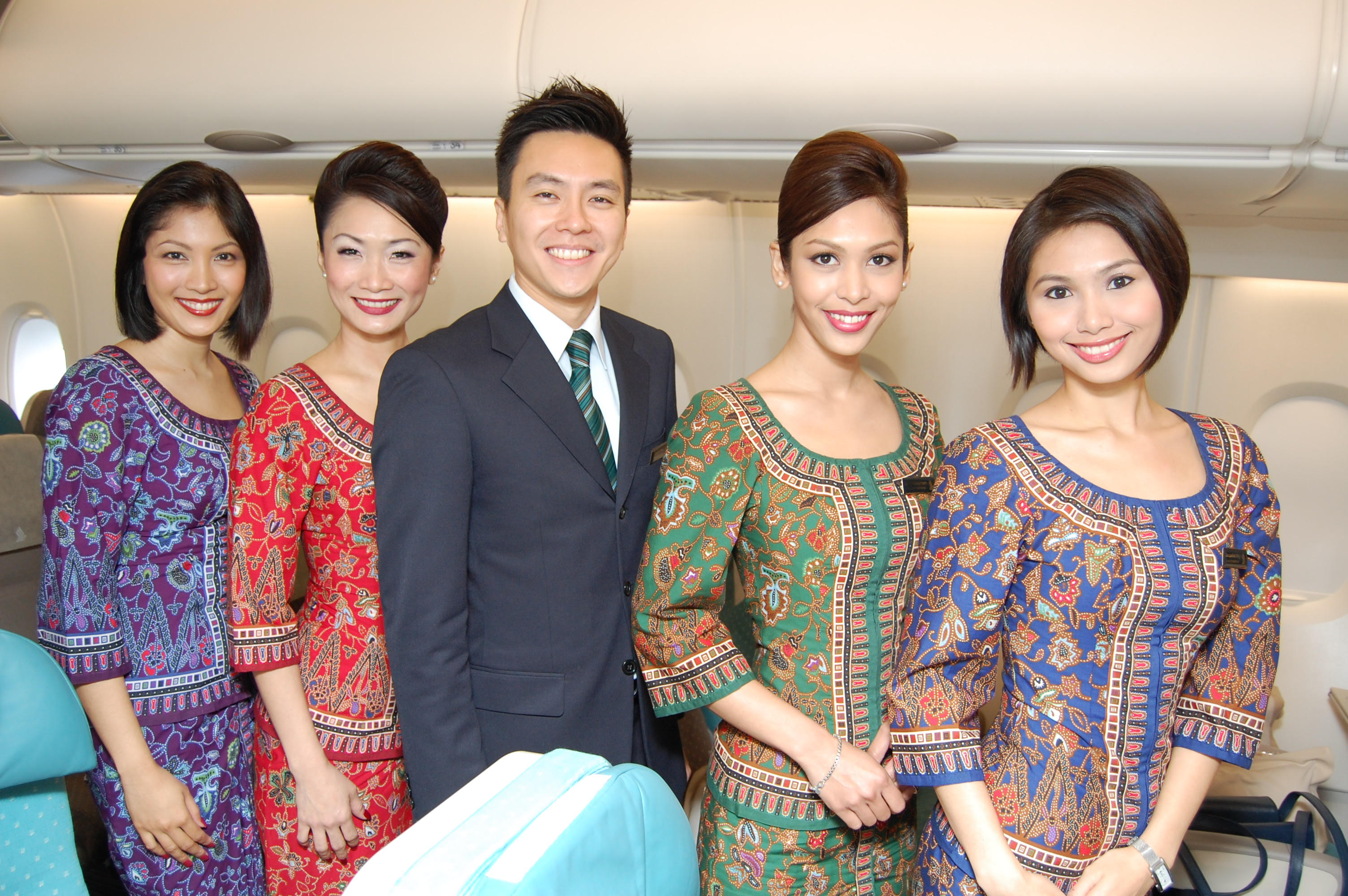 Fliegende Ikonen Singapore Airlines