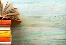 Bücher Hintergrund