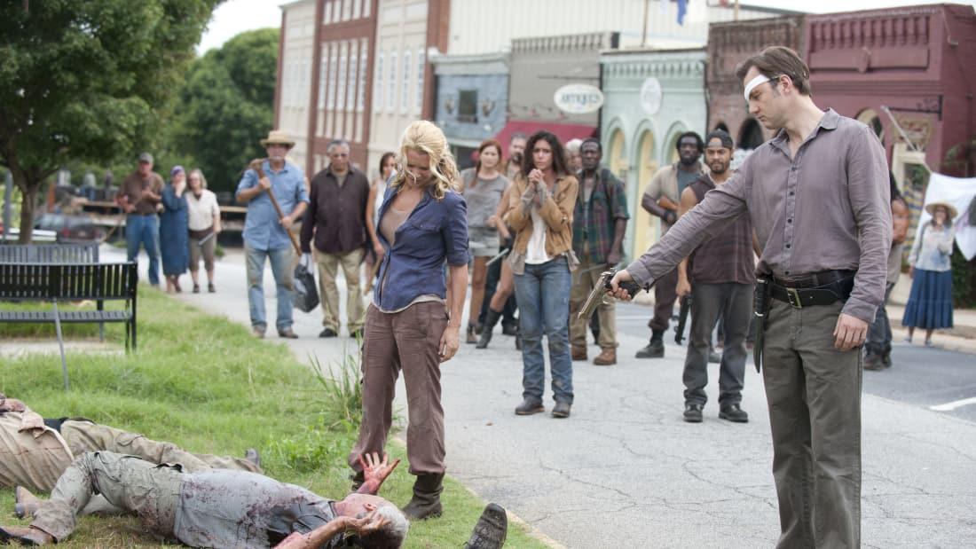 Auch «The Walking Dead» wurde in Georgia gedreht