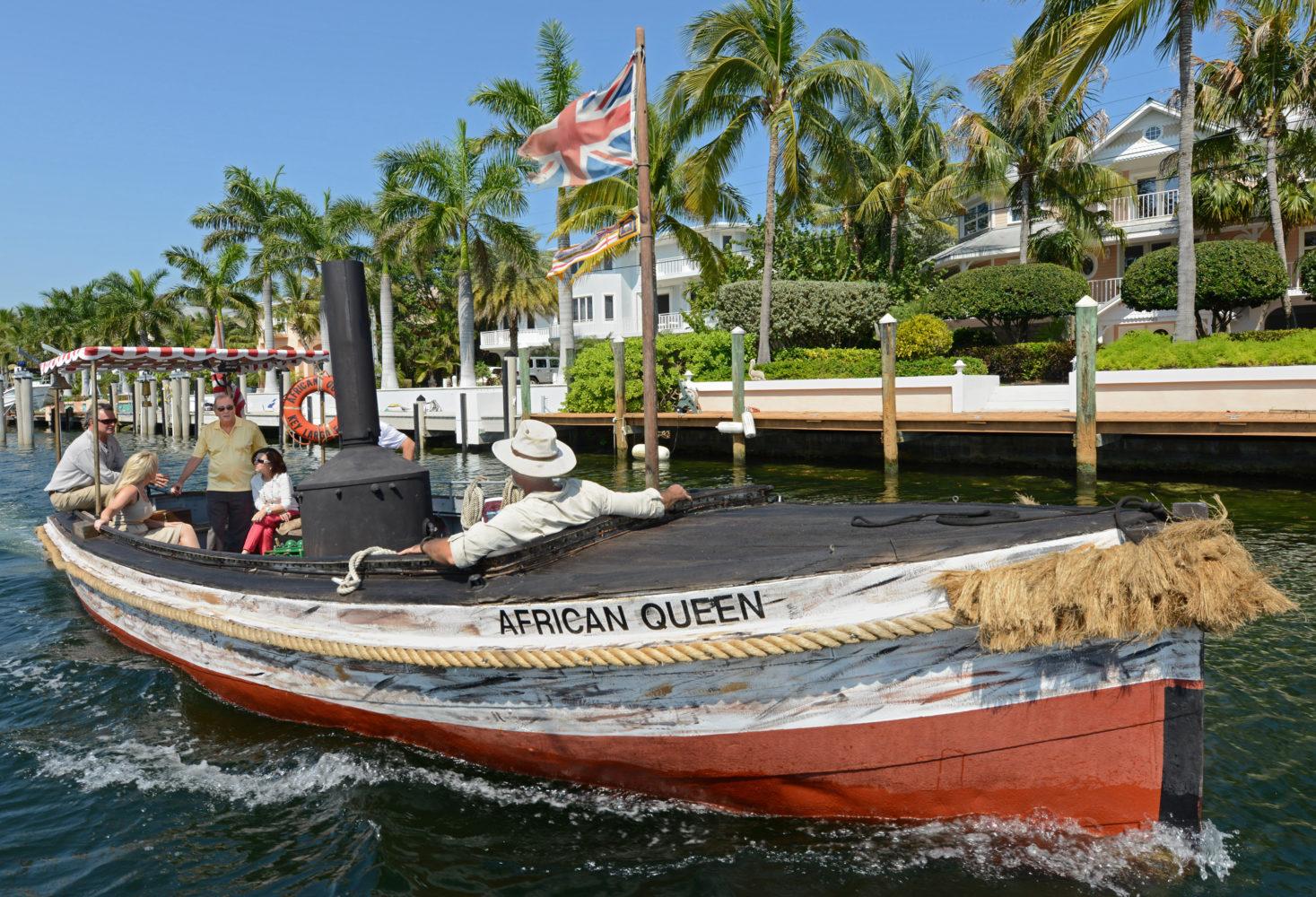 Die African Queen / Bild: Andy Newman Florida Keys News Bureau