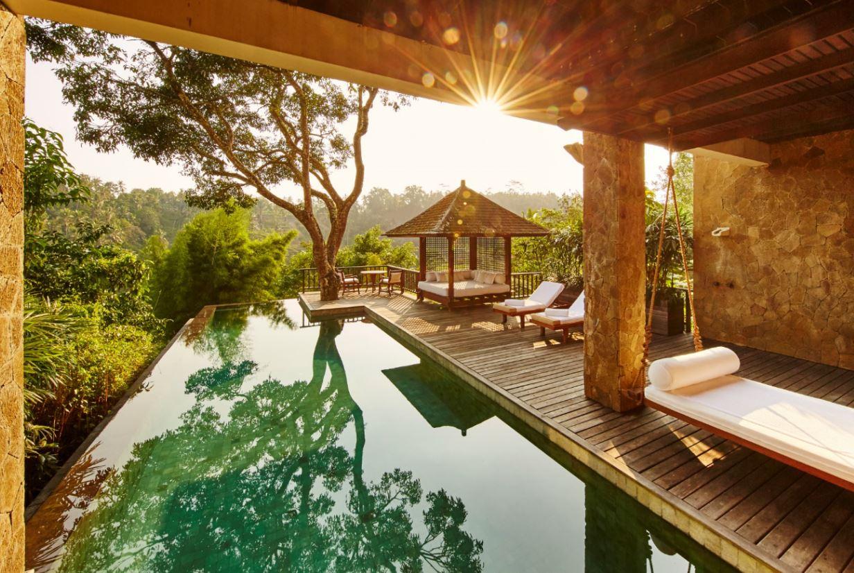 COMO Shambala Estate - Bali, Indonesien