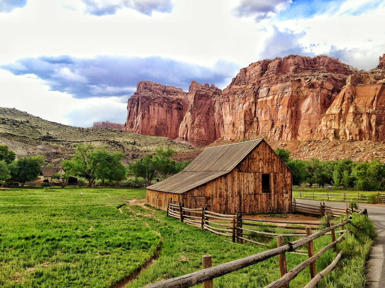 Capitol Reef National Park / Bild: Blake MCWillis I Epic One Adventures