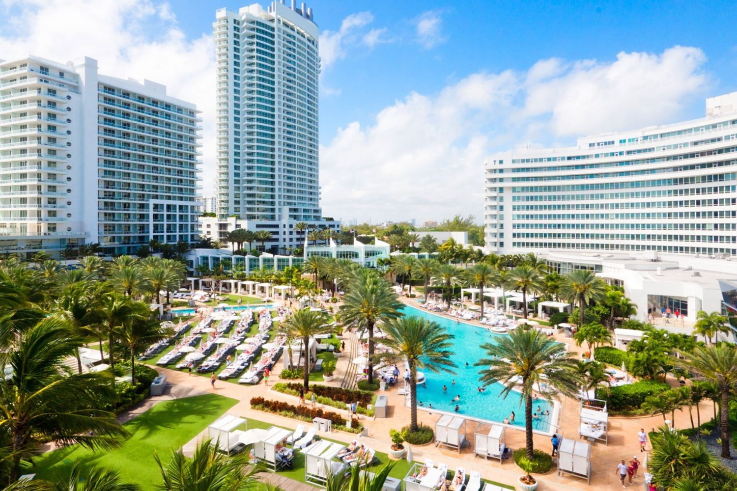 Fontainebleau Hotel / Bild: Copyright Greater Miami CVB