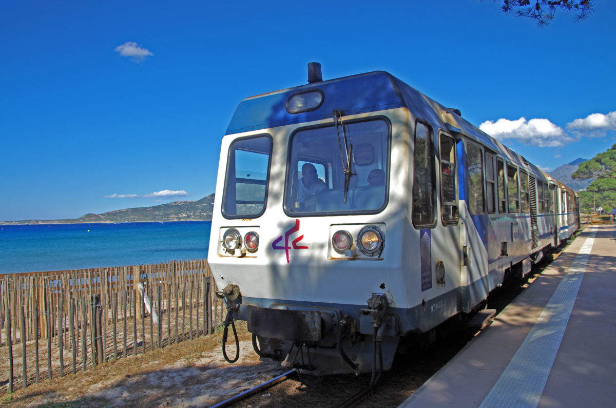 TGV -– «Train à grande vibration» / Bild Franziska Köhl