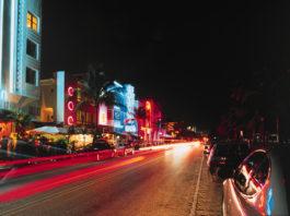 Ocean Drive Art Deco Hotels / Bild: Greater Miami CVB