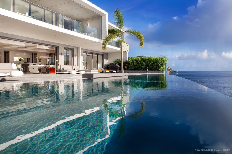 """Axel Rocks"" Eden Rock Villa Rental  - St Barths, Karibik"