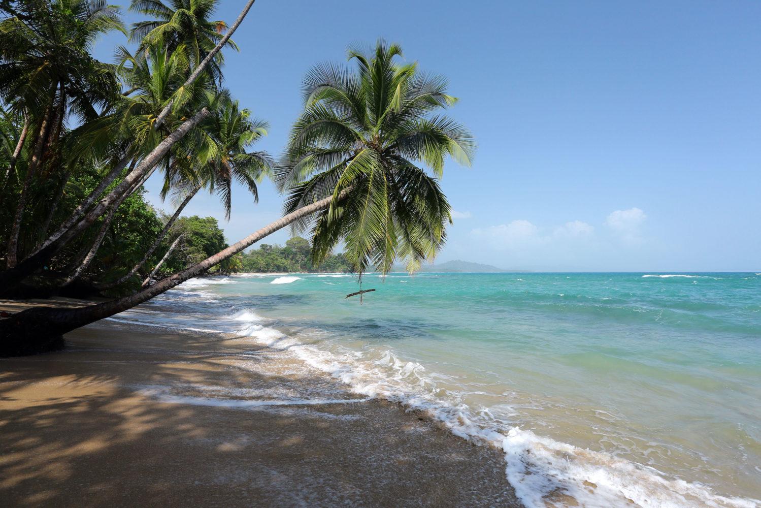 Costa Rica, Playa Punta Uva