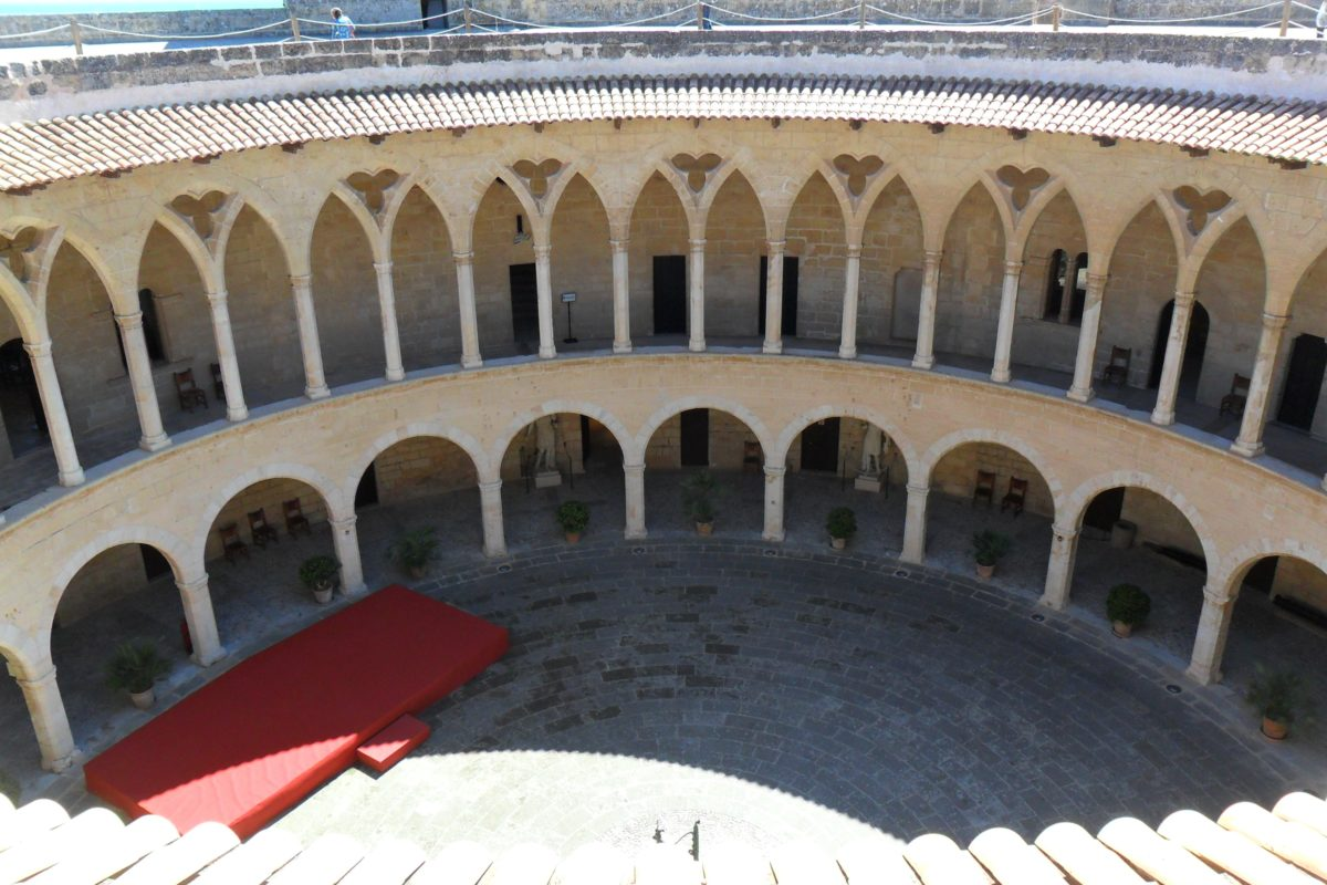 CastelldeBellver / Bild:fincallorca