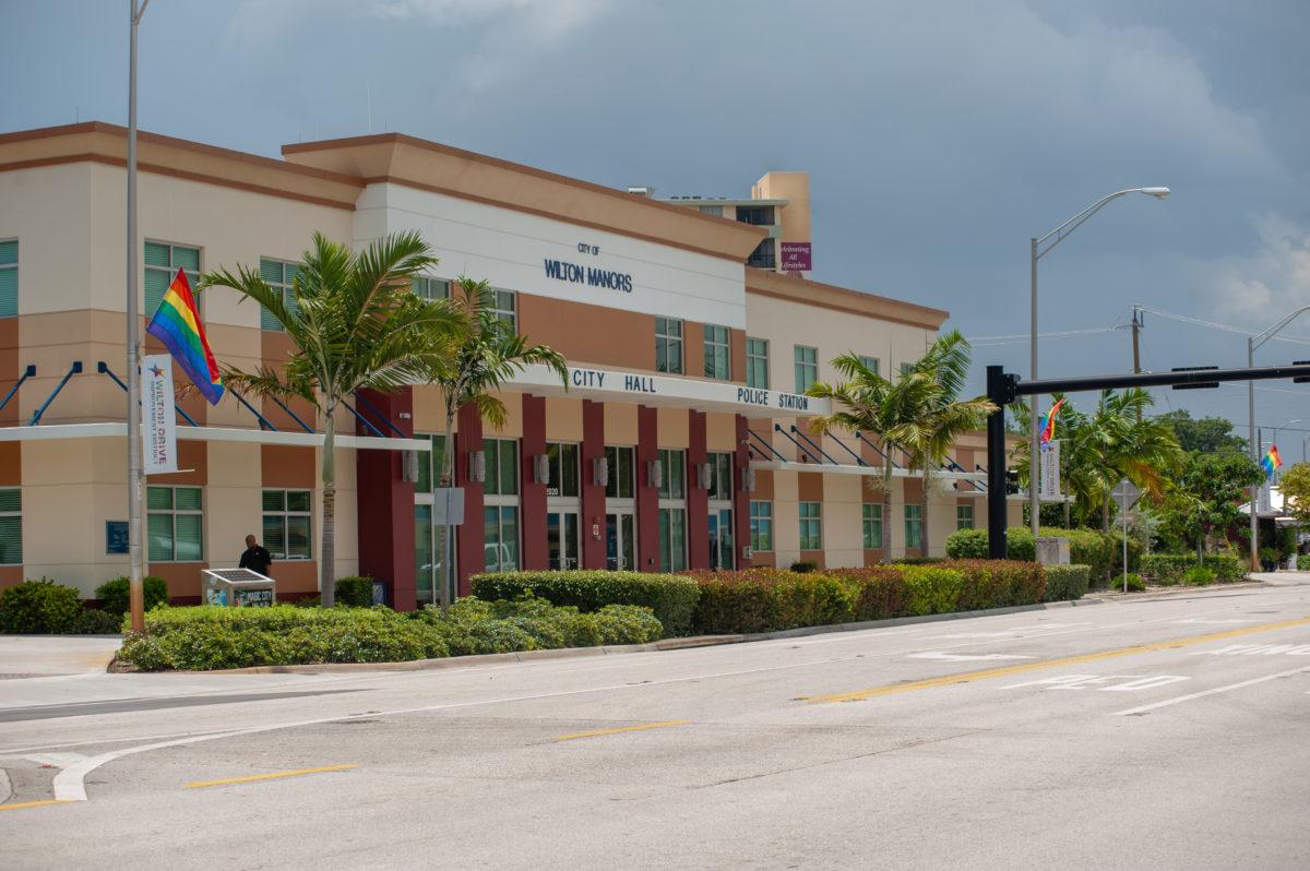 City Hall / Foto: City of Wilton Manors