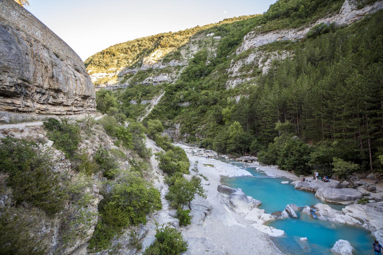 Gorges Du Vernon / Urlaubspiraten Pixabay
