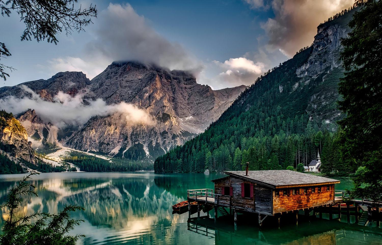 Pragser Wildsee / Bild: Urlaubspiraten Pixabay