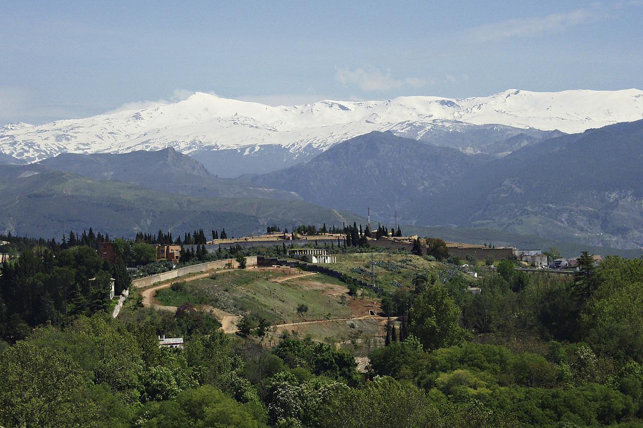 Sierra Nevada / Bild: Urlaubspiraten Pixabay