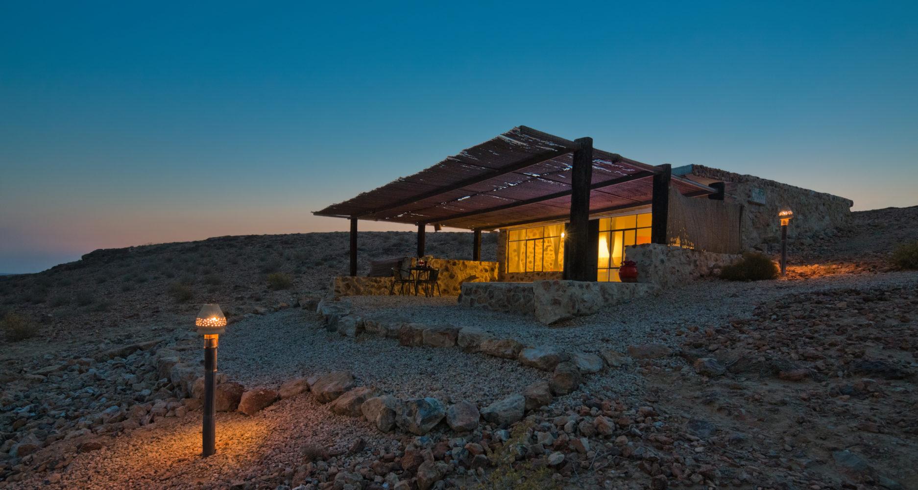 Die Stille der Wüste / Shutterstock