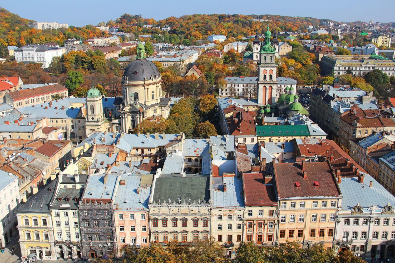 Lviv, Ukraine: Hier gibt es köstliche Leckerbissen und Süßigkeiten aus Schokolade
