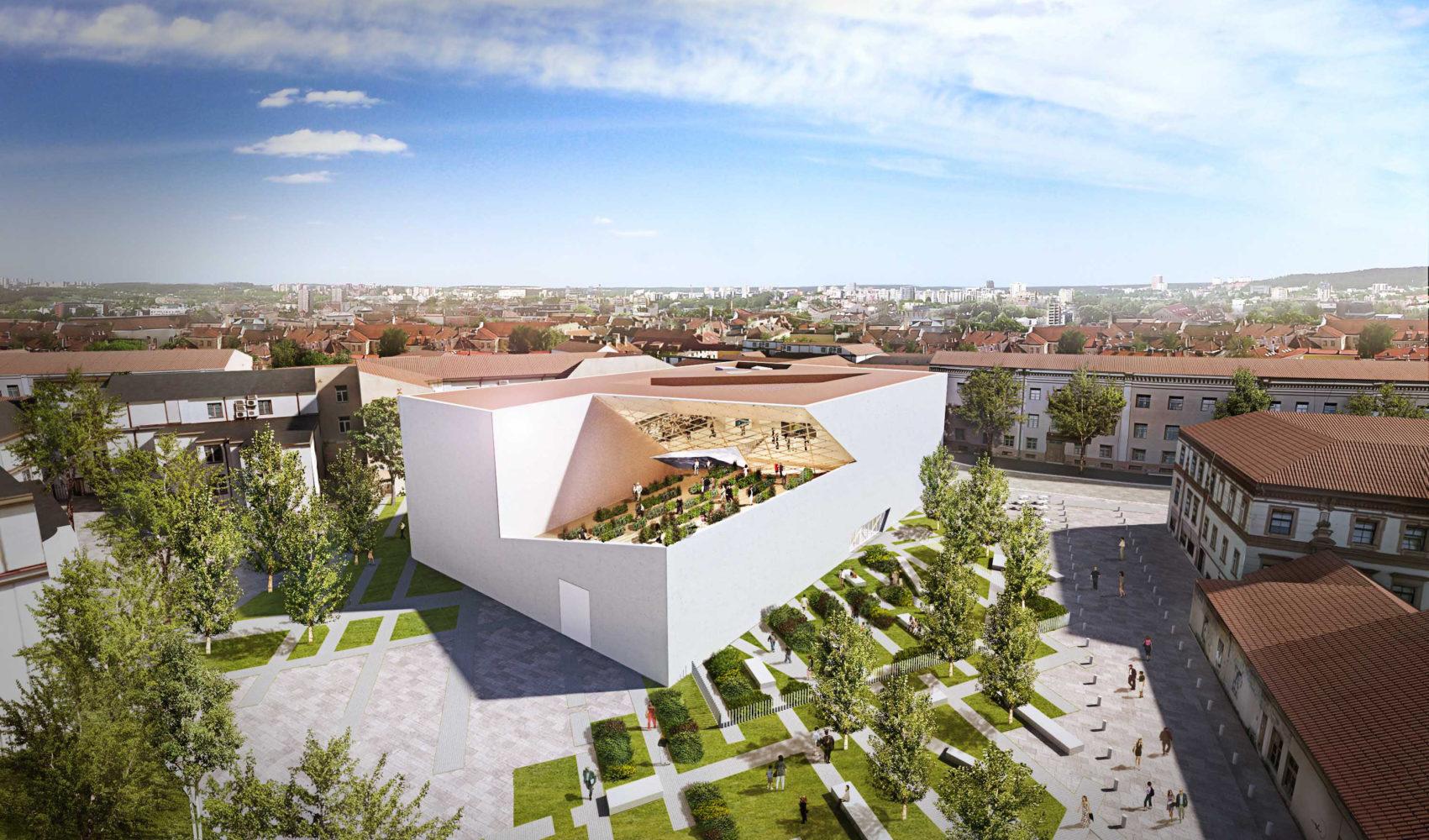 MO Museum von Libeskind