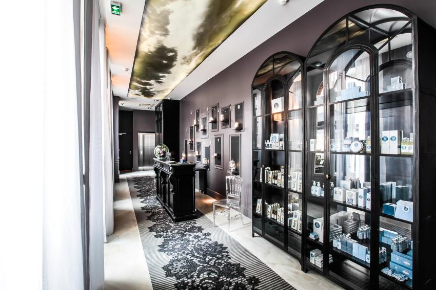 Hotel La Cour des Consuls © E Gentils