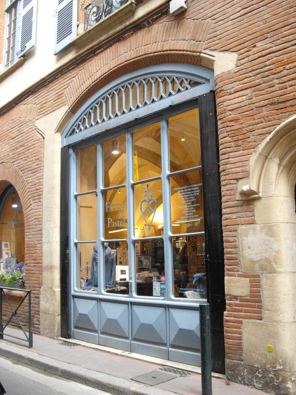 La Fleurée de Pastel © Céline Gicquel - OT Toulouse
