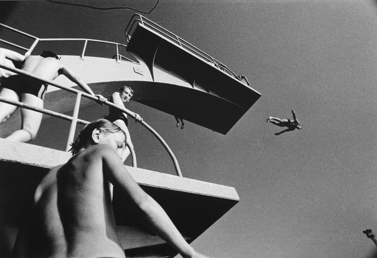 Virgilijus Šonta, TheFlight, 1978 © MO Museum