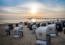 Strand vom Seebad Bansin © Usedom Tourismus GmbH, Andreas Dumke