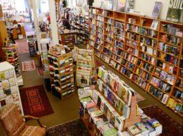 Der Buchladen Square Books in Oxford, Mississippi