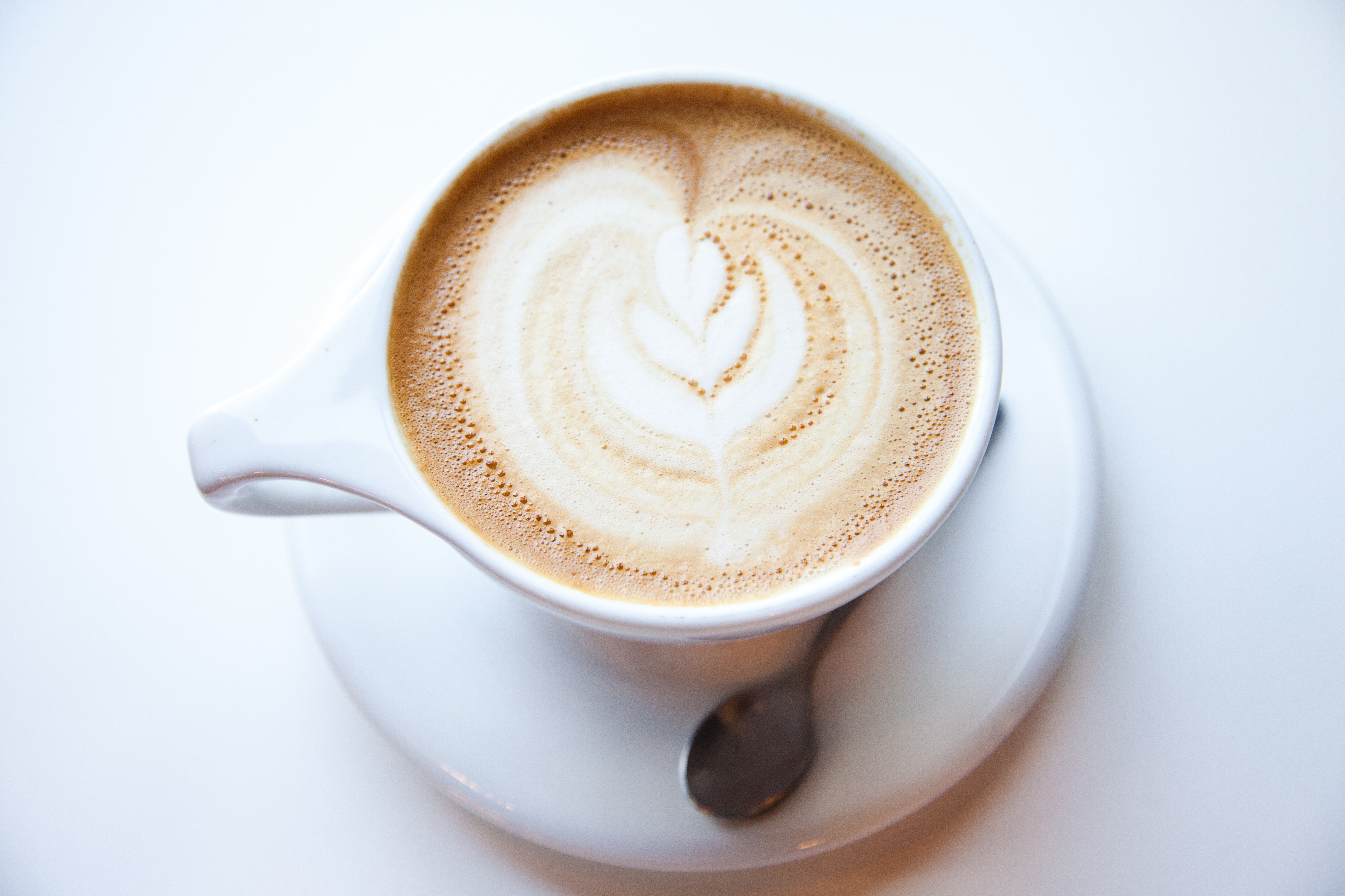 Cappuccino im Blue Copper Roasters in Salt Lake City. / Bild: Utah Office of Tourism