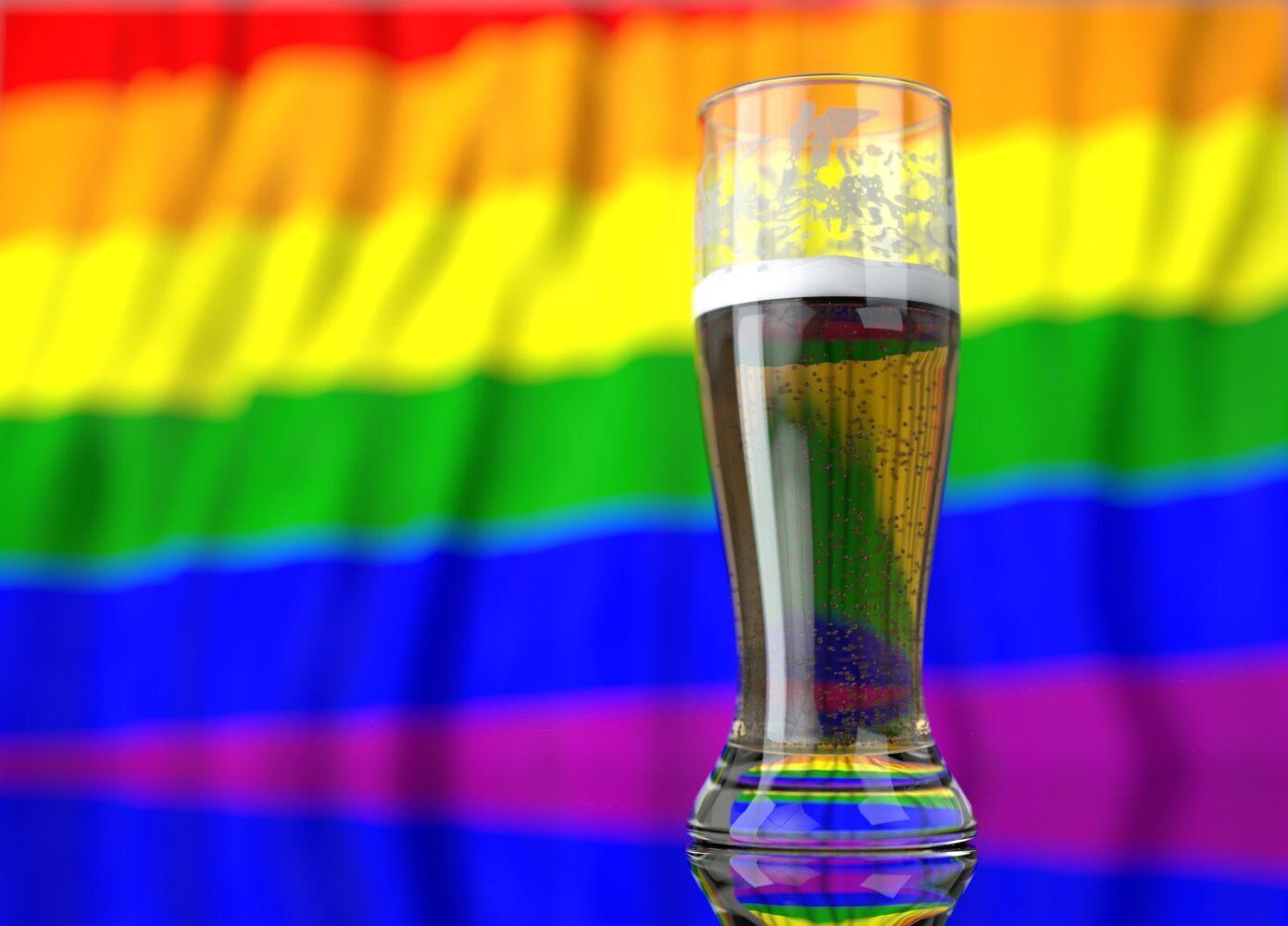 Marylands wartet mit eigenem Pride-Bier auf.