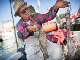 Fischer mit Netz ©Comune_di_Caorle