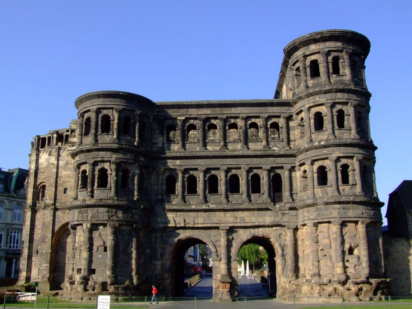 Trier Porta Nigra Bild: TIT-Rudek