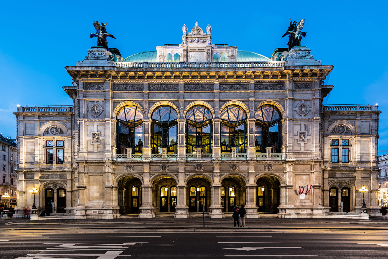 Wien Staatsoper / Bild: shutterstock
