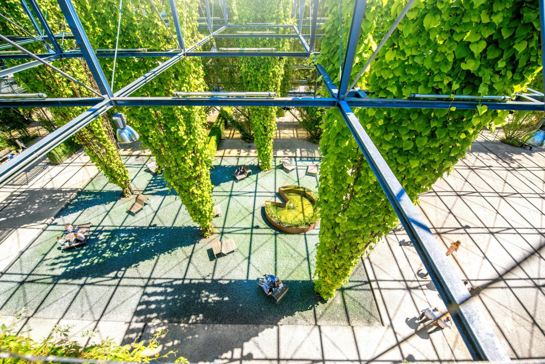 Bild: shutterstock / MFO-Park in Zürich-Oerlikon