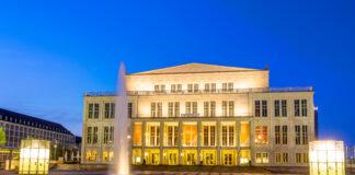 Leipziger Opernhaus
