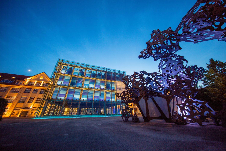 ZKM l Zentrum für Kunst und Medien: © KTG Karlsruhe Tourismus GmbH, Foto: Mende